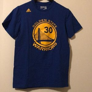 Pre-owned Golden State Warriors Steph Curry shirt